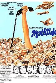 Call Me Mathilde Poster