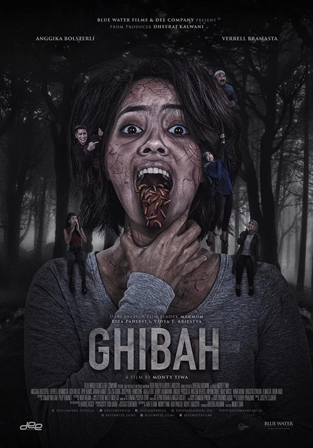 Ghibah (2021) Tamil Dubbed (Voice Over) & English [Dual Audio] WebRip 720p [1XBET]