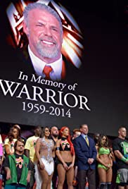 The Ultimate Warrior Tribute Show Poster