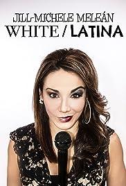 White Latina Poster