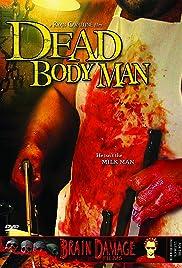 Dead Body Man Poster
