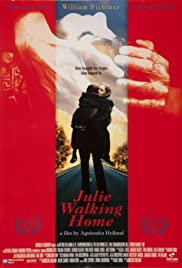 Julie Walking Home Poster