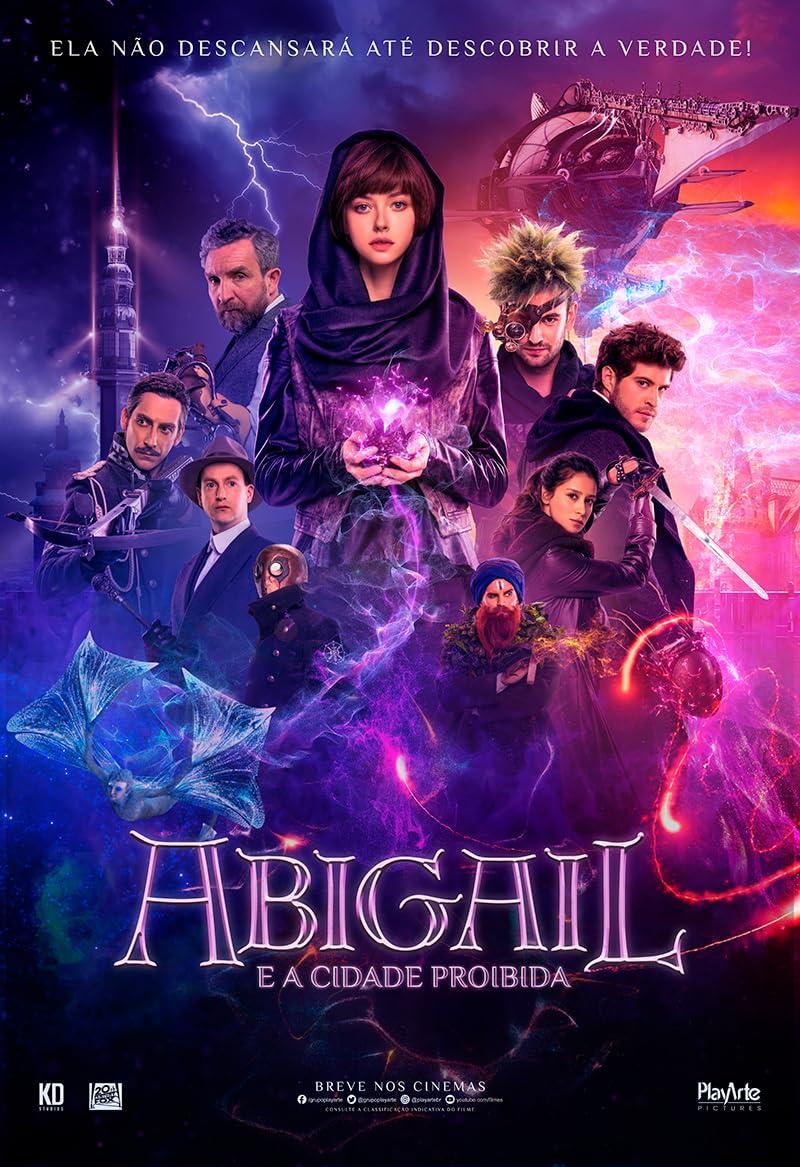 Abigail 2019 Hindi Dual Audio 720p | 480p Bluray x264 Esub