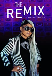 The Remix: Hip Hop X Fashion Poster