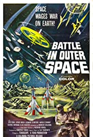 Battle in Outer Space (1959) Poster - Movie Forum, Cast, Reviews