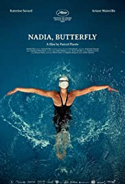 Nadia, Butterfly Poster