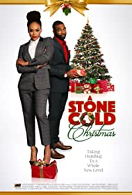 Andra Fuller and Demetria McKinney in A Stone Cold Christmas (2018)