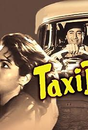 Taxi Driver(1954) Poster - Movie Forum, Cast, Reviews