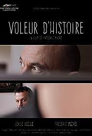 Frédéric Andréi and Hervé Hiolle in Voleur d'histoire (2015)