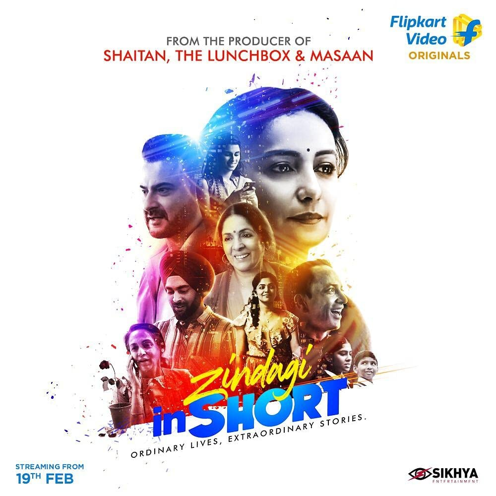 Zindagi in Short 2021 Hindi S01 Complete Netflix Web Series 400MB HDRip Download