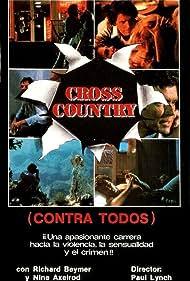 Michael Ironside, Richard Beymer, Neil Affleck, Nina Axelrod, Barry Blake, Brent Carver, Harry Hill, and Robert Spivak in Cross Country (1983)