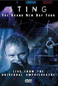 Sting: The Brand New Day Tour - Live from the Universal Amphitheatre Poster - Movie Forum, Cast, Reviews
