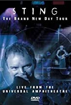 Primary image for Sting: The Brand New Day Tour - Live from the Universal Amphitheatre