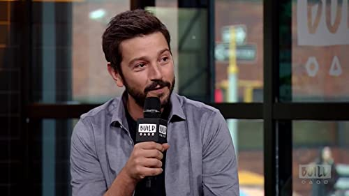 "BUILD: Diego Luna on the Relevance of ""Narcos: Mexico"""