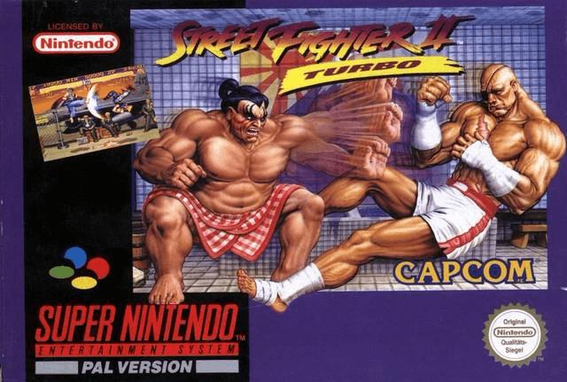 Street Fighter Ii Turbo Hyper Fighting Video Game 1992 Imdb
