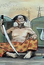 The Resting Samurai