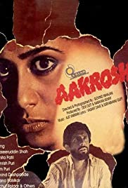 Aakrosh (1980) Poster - Movie Forum, Cast, Reviews