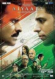 Aiyaary 2018 Subtitle Indonesia DVDRip 480p & 720p