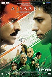 Aiyaary (2018) Full Movie Watch Online Download thumbnail