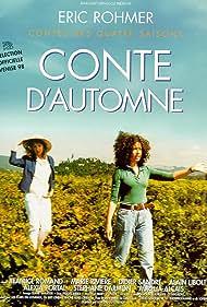 Conte d'automne (1998) Poster - Movie Forum, Cast, Reviews