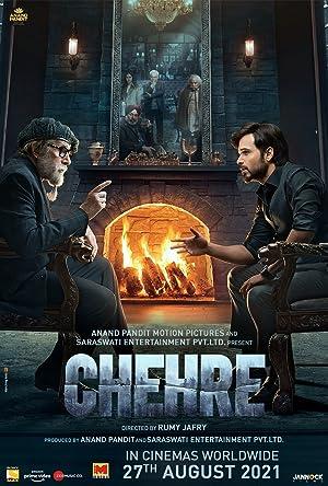Chehre Poster