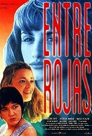 Entre rojas Poster