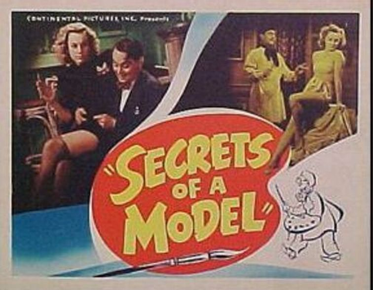 Phyllis Barry, Donald Kerr, Cheryl Walker, and Bobby Watson in Secrets of a Model (1940)