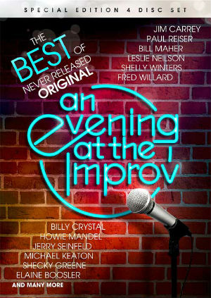 Where to stream An Evening at the Improv