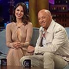 Vin Diesel and Eiza González in Vin Diesel/Eiza Gonzalez/Niall Horan (2020)