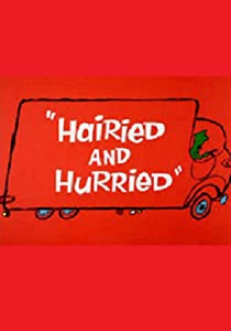 Hairied and Hurried by Rudy Larriva