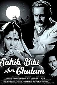 Sahib Bibi Aur Ghulam (1962) Poster - Movie Forum, Cast, Reviews