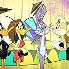 Jeff Bergman, Jennifer Esposito, and Kristen Wiig in The Looney Tunes Show (2011)