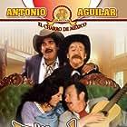 Antonio Aguilar, Eleazar García, and Flor Silvestre in Don Herculano enamorado (1975)