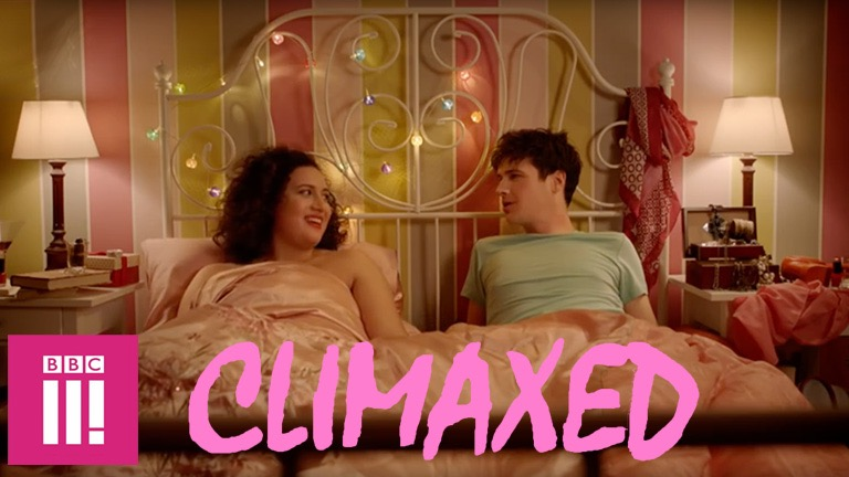 Rose Matafeo and Ivo Graham in Climaxed (2017)
