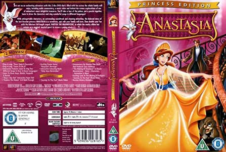 3d movie downloads free The Magical Journey of 'Anastasia' [720pixels]