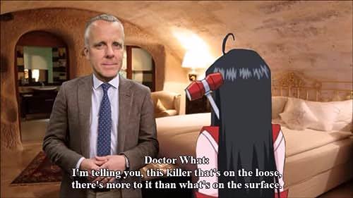 Ah My Goddess: Bad Goddess (DUB) Doctor What Brian Manley Screen Test