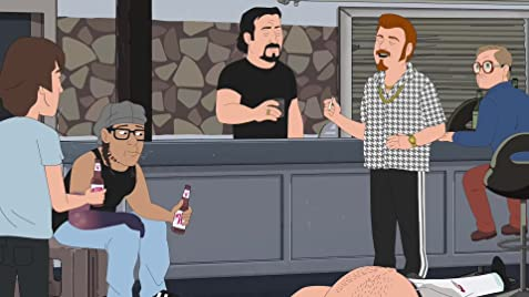 Trailer Park Boys The Animated Series Tv Series 2019 Imdb