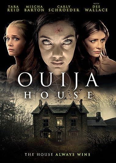 Ouija House 2018 Dual Audio In Hindi English 720p HDRip