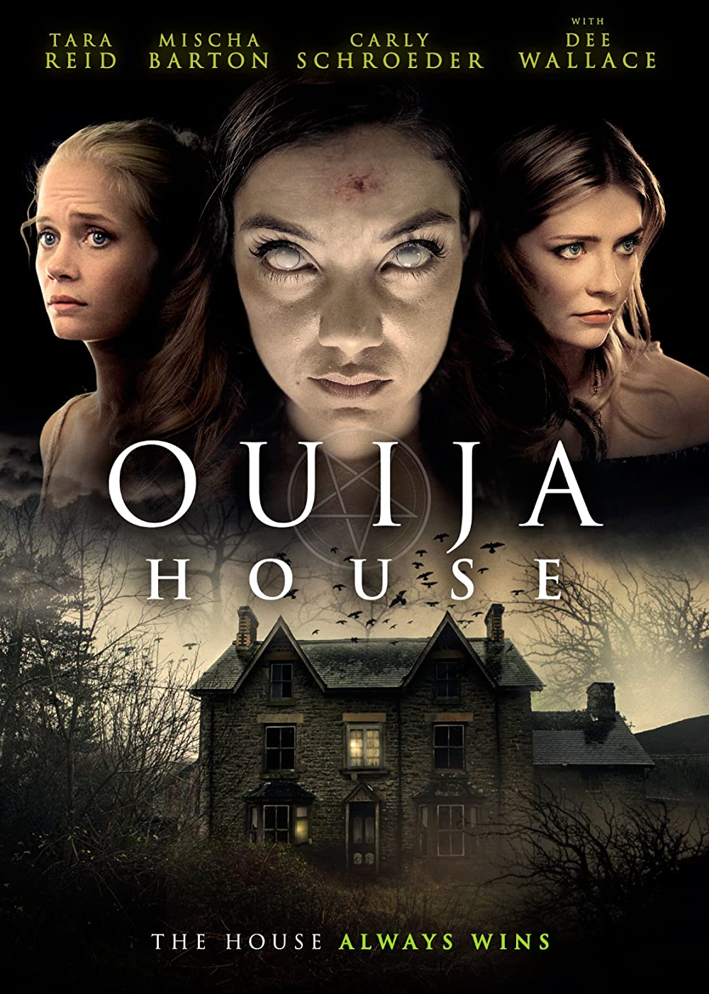 Ouija House 2018 Hindi Dual Audio 1080p BluRay ESubs 1.64GB Download