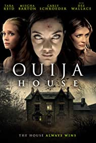Mischa Barton, Carly Schroeder, and Grace Demarco in Ouija House (2018)