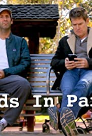 Dads in Parks Poster