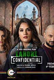 Lahore Confidential Poster