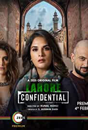 Lahore Confidential (2021) HDRip Hindi Movie Watch Online Free