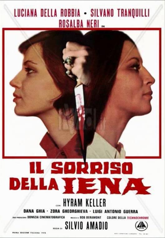 Rosalba Neri and Jenny Tamburi in Il sorriso della iena (1972)