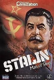 Stalin: Man of Steel Poster