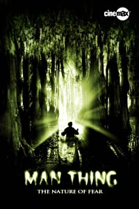 New movies full free download Man-Thing USA [640x640]