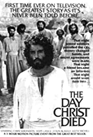 The Day Christ Died Poster