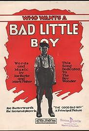 The Good Bad Boy Poster