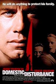 John Travolta, Teri Polo, and Matt O'Leary in Domestic Disturbance (2001)