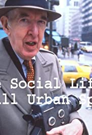 Social Life of Small Urban Spaces Poster